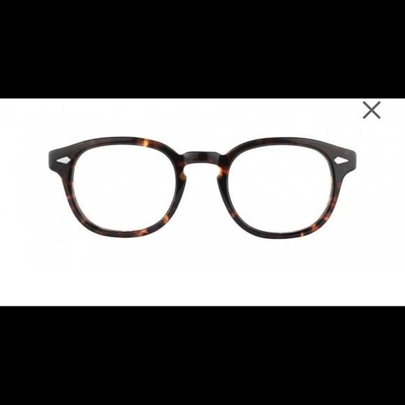 23960e96f58 Moscot Lemtosh tortoise eyeglasses size 44-24